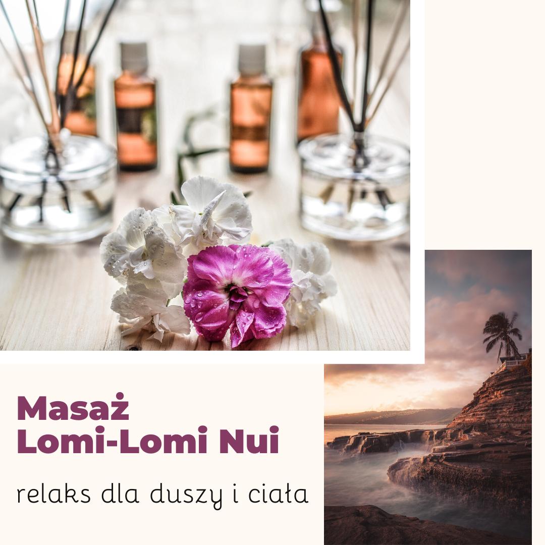 Masaż Lomi-Lomi Nui